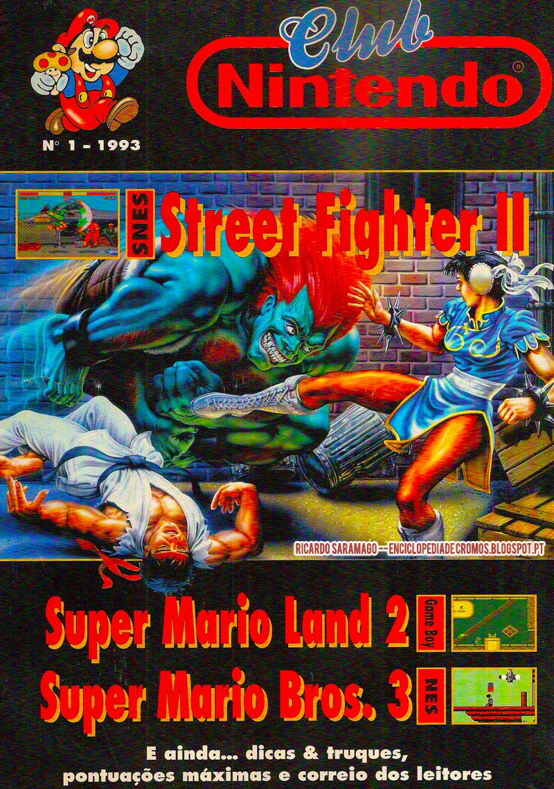 SNES Street Fighter II Super Mario Land 2 3