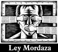 ley mordaza, partido popular, ley, españa, censura