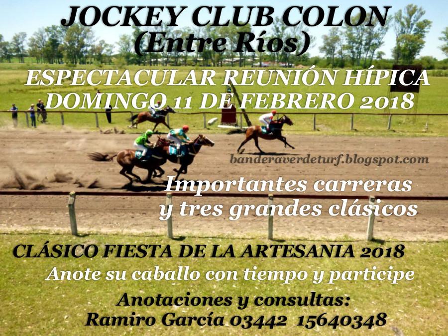 COLON 11 DE FEBRERO