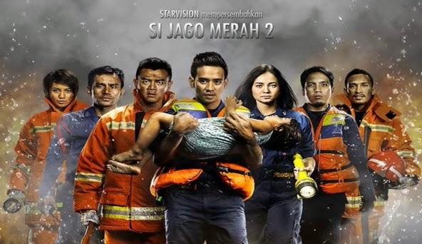 Sinopsis Film Si Jago Merah 2 Air dan Api (2015)