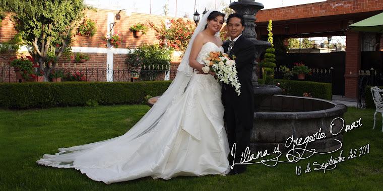 Liliana y Gregorio