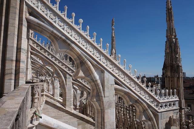 Milan Duomo Marble