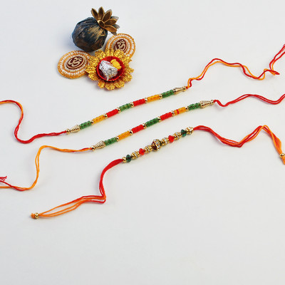 happy rakhi threads