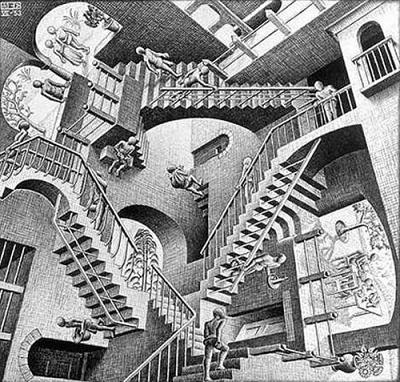 Escher Liber- Libera Continuum podcast