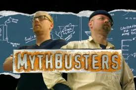 mythbusters holiday special 2004 - Mythbusters Christmas Tree