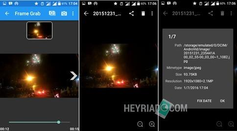 Cara Memfoto Gambar Dari Video Di Android