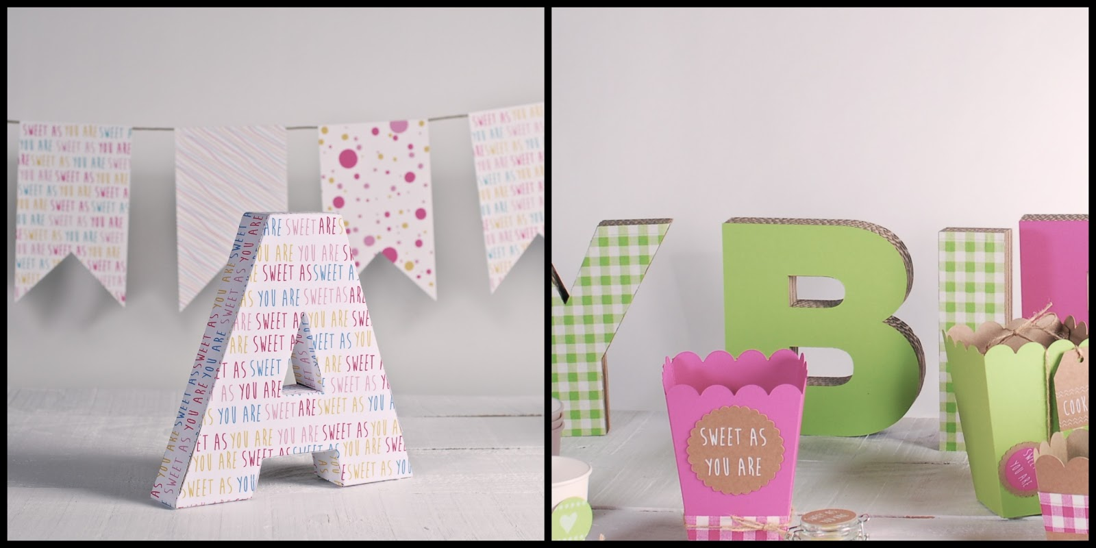 Vintage Decoracion Fiesta ~ For birthdays and celebrations , with this vintage touch you get