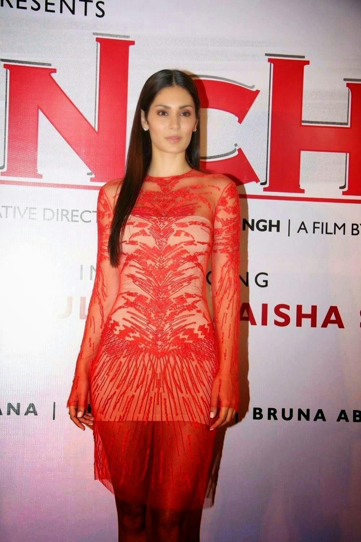 Bruna Abdullah at Udan Choo Hindi Movie Music Launch Stills