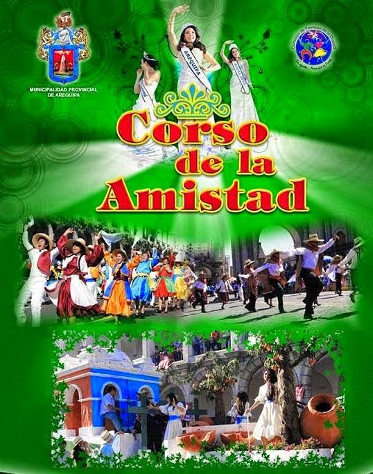 Corso de la Amistad - Arequipa 2014