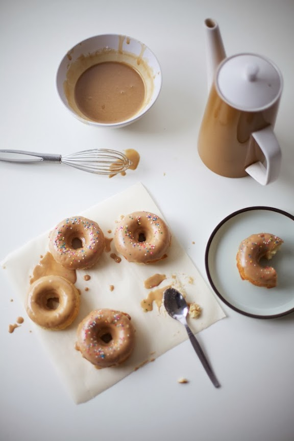 ... baked donuts that remind me of non baked donuts the last few recipes