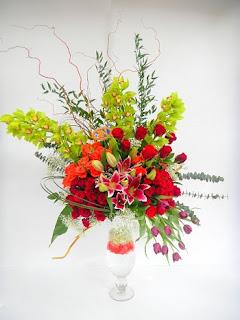 teknik merangkai bunga