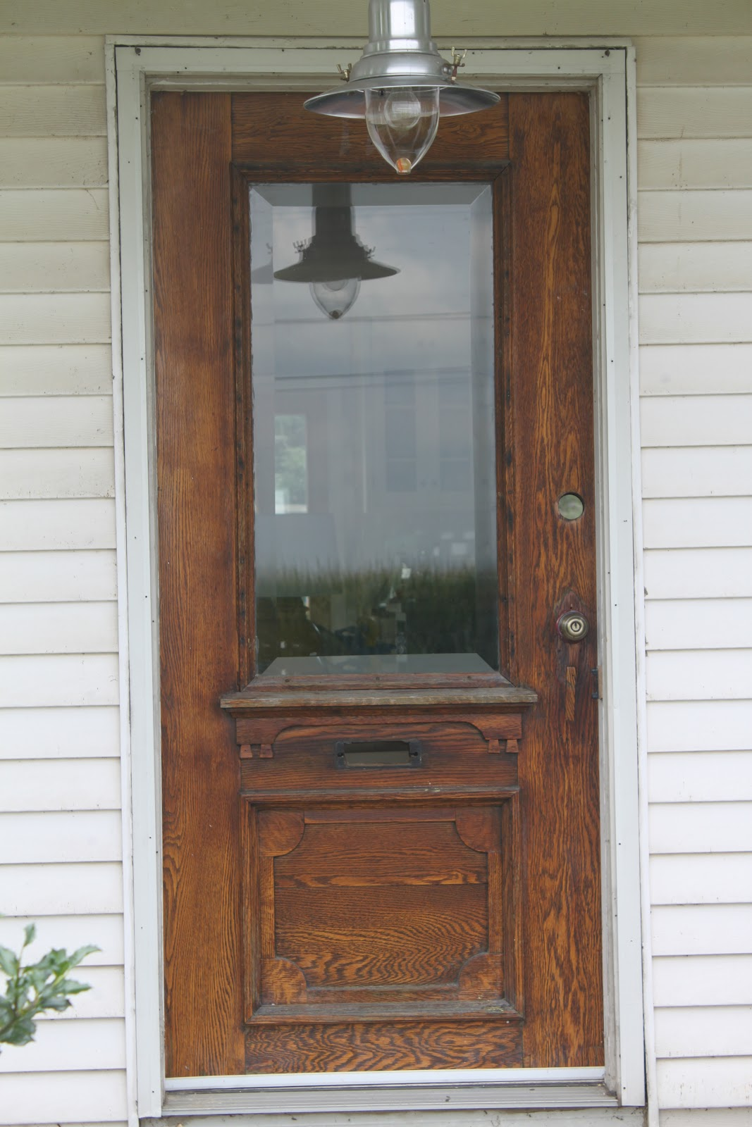 1600 #6C4735 Antique Front Door This Old Doors Brings. save image Vintage Exterior Doors 41071067