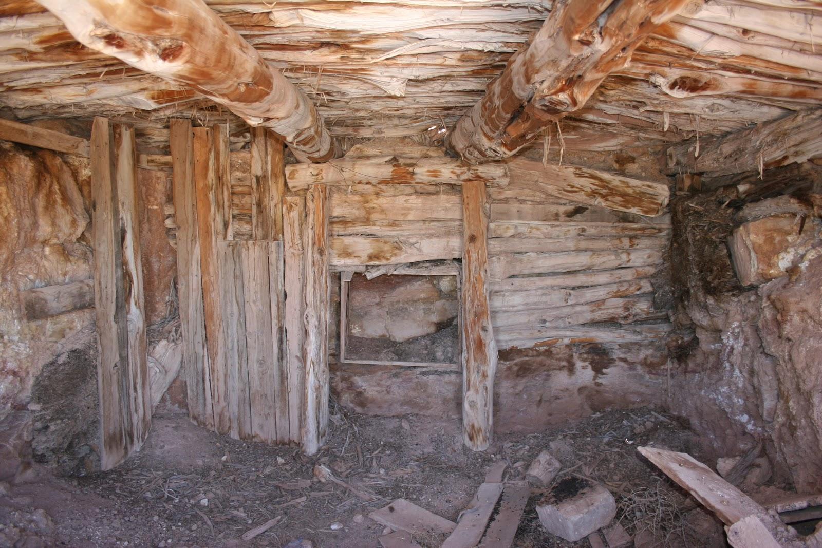 Southwest Explorations Primitive Earth Shelter