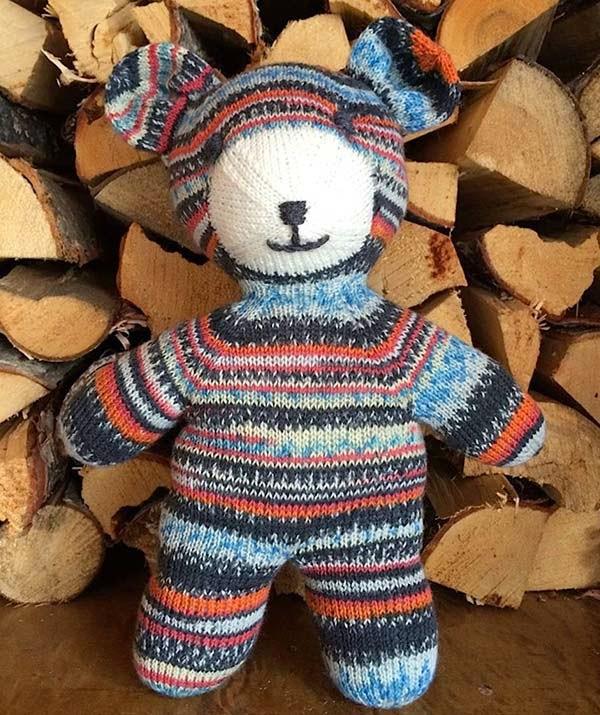 The Woolly Brew: Arne & Carlos sock yarn in the shop!