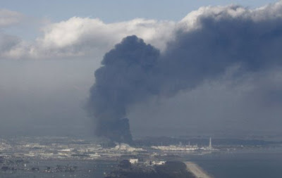 El desastre nuclear de Fukushima que aún perdura.