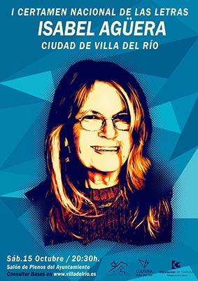 Certamen Nacional de las Letras Isabel Agüera