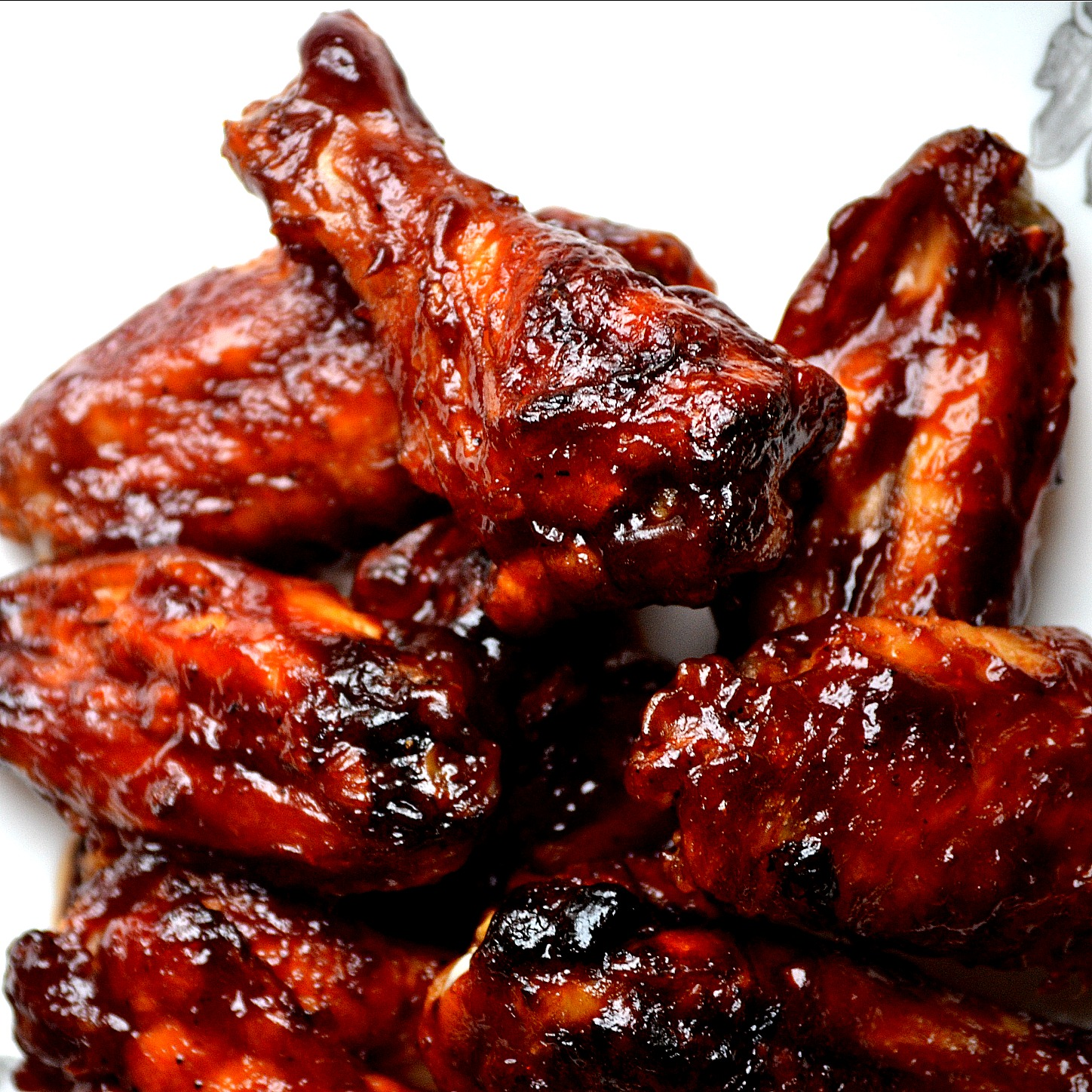 buffalo wings barbecued buffalo wings recipes dishmaps bbq buffalo ...