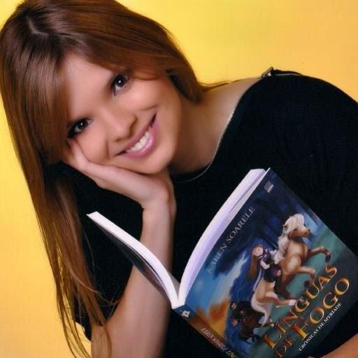 Karen Soarele (Autora parceira)