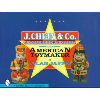 J Chein & Company book