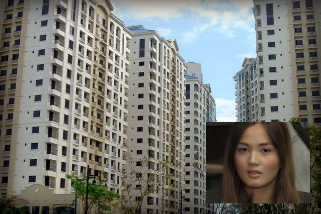 Deniece Cornejo Just Renting Condo from Malaysian named Greg Binunus