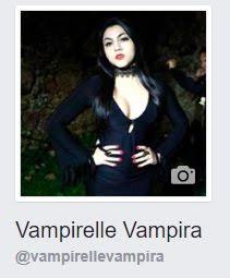 Página da Vampirelle