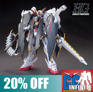 HGBF 1/144 Crossbone Gundam X1 Full Cloth Ver. GBF
