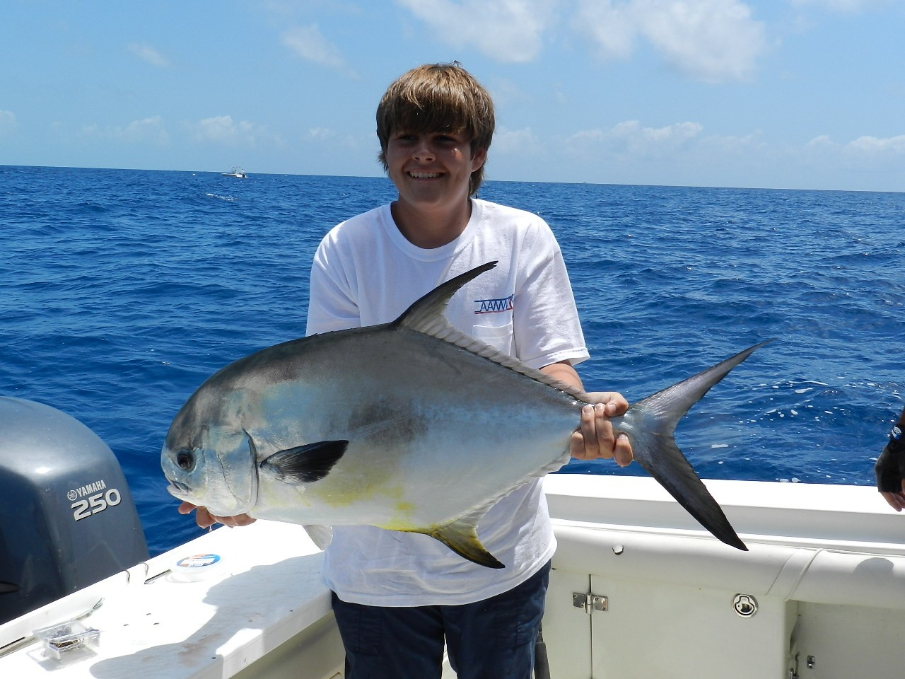 Florida fishing guides fishing reports saltwater boat for Florida keys fishing report