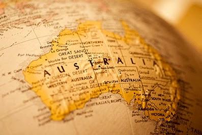 Australia, Si Negeri Kangguru