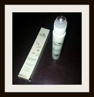 Reviews, Tropic, Tropic skincare, Tropic eye roll-on, Tropic skin care roll on, skincare, revilalising eye cream, herbal eye gel, www.emmysmummy.com