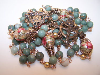 No. 141.  Rosary Of St. Joan Of Arc