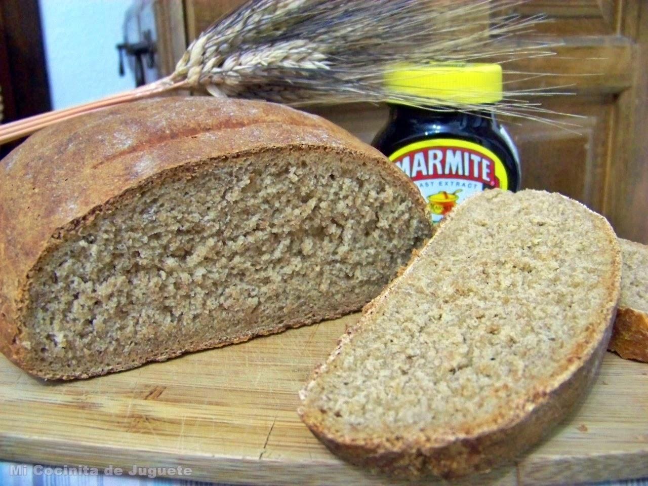 Pan de Centeno y Marmite
