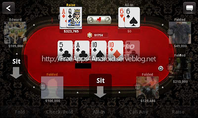 Zynga Pro Poker Free Apps 4 Android
