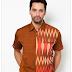 Contoh Model Baju Batik Untuk Pria Terbaru 2015