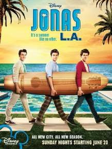 119335678 Optimized Download   Jonas Brothers L.A.   1ª e 2ª Temporadas   AVI   Dublado