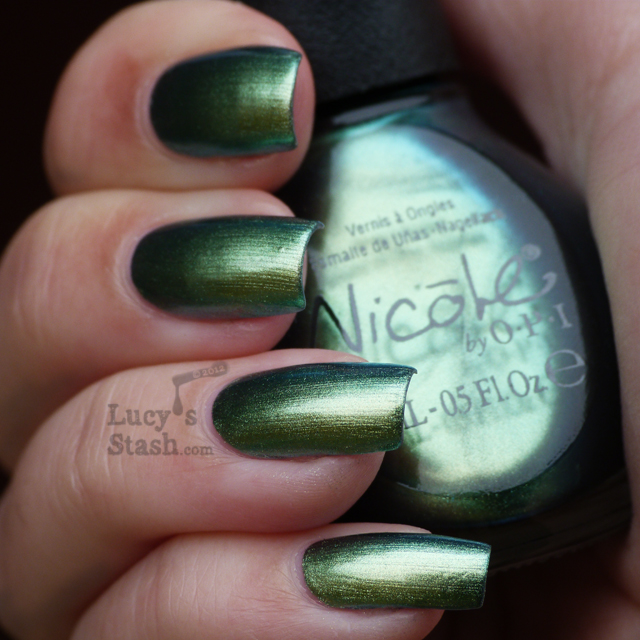 Lucy's Stash - Nicole By OPI Mer-Maid For Each Other