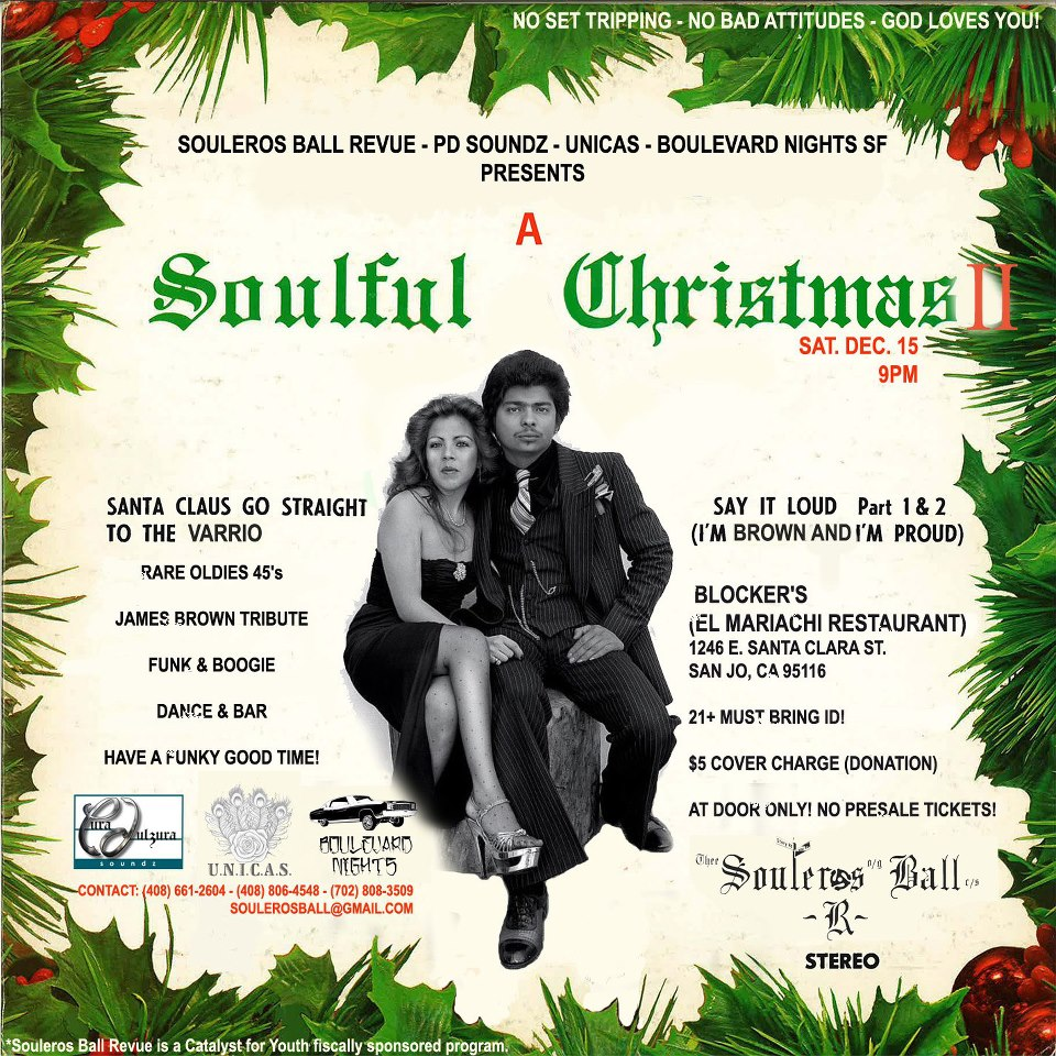 soulful christmas ii saturday dec 15th