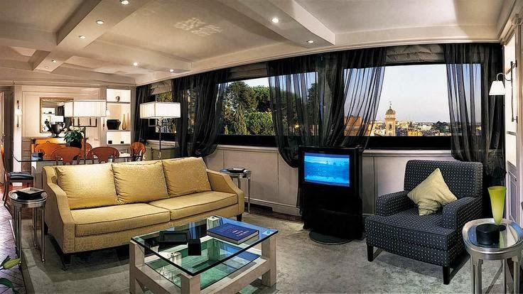 Hotel Eden, Rome, Italy   Luxury Lifestyle, Design & Architecture ...