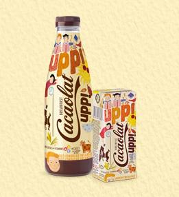 Seleccionadas Cacaolat Upp
