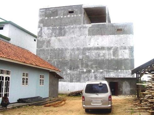 Gedung Walet dan Tanah Perumahan