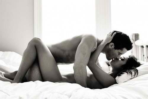 Passionate sex kiss couple nude photos