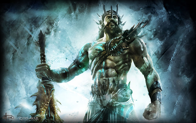 Lord of the Sea - God of War : Ascension