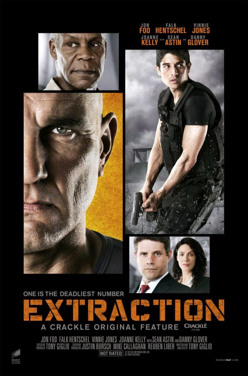 Misión Secreta: Extraction (2013) [Vose]