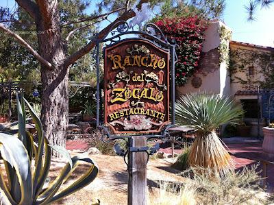 Rancho Zocalo Disneyland restaurant, mexican, food, Frontierland