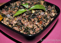 Cheera (Spinach Thoran)