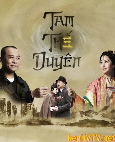 Tam Thế Duyên Kênh trên TV Full Tập - HTV2 (2013)