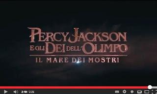 Percy Jackson e gli Dei dell'Olimpo 2