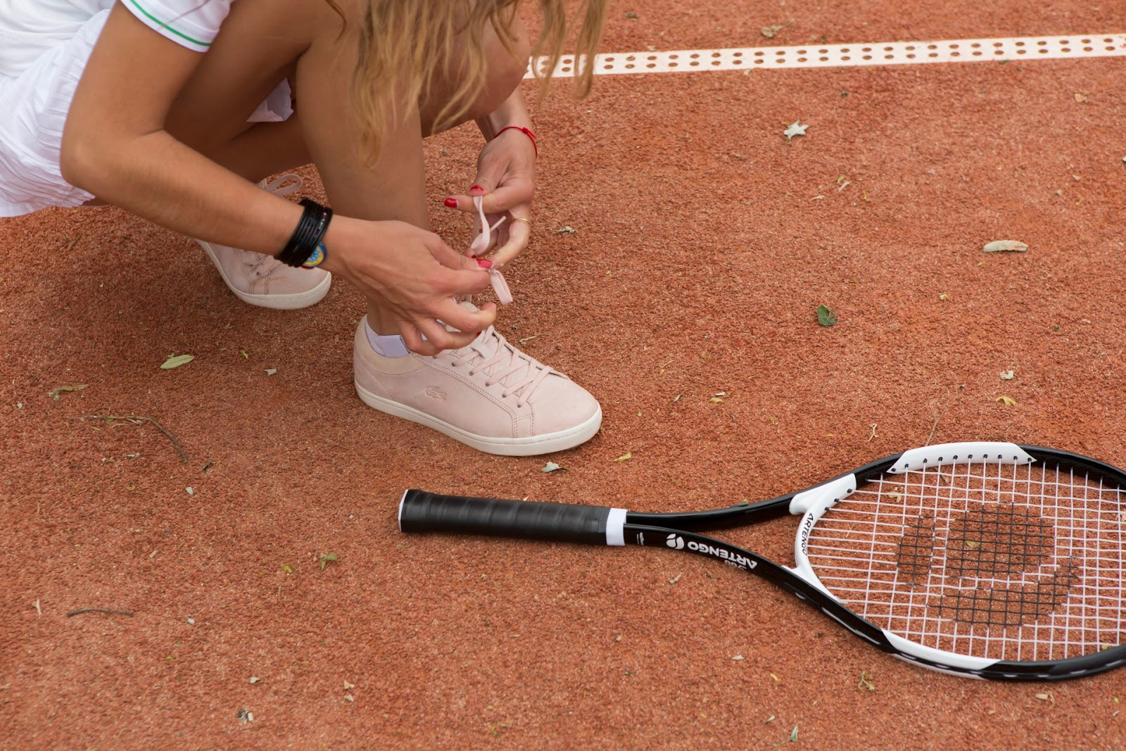 Lacoste Chaussures Tennis