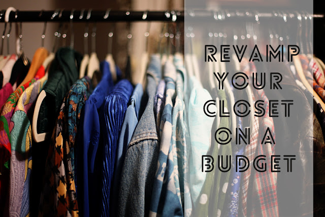 how to change your wardrobe on a budget