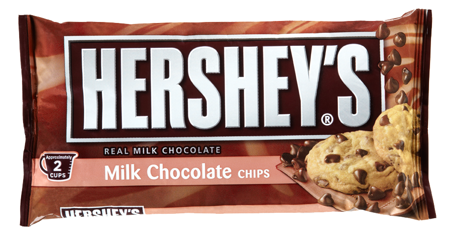 Coupons for milk chocolate chips
