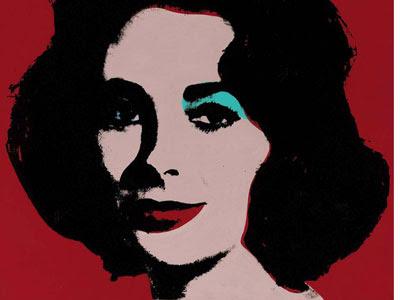 1347994272237liz taylor warholdn - Andy Warhol Superstar en Valencia